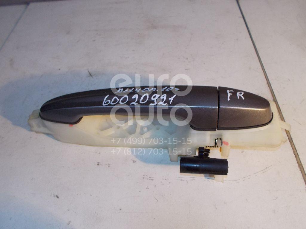Ручка двери передней наружная правая для Ssang Yong Actyon (New) 2010> - Фото №1