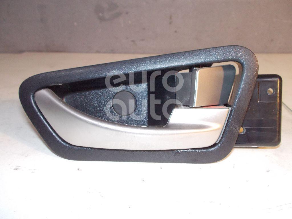 Ручка двери передней внутренняя правая для Ssang Yong Actyon New/Korando 2010> - Фото №1