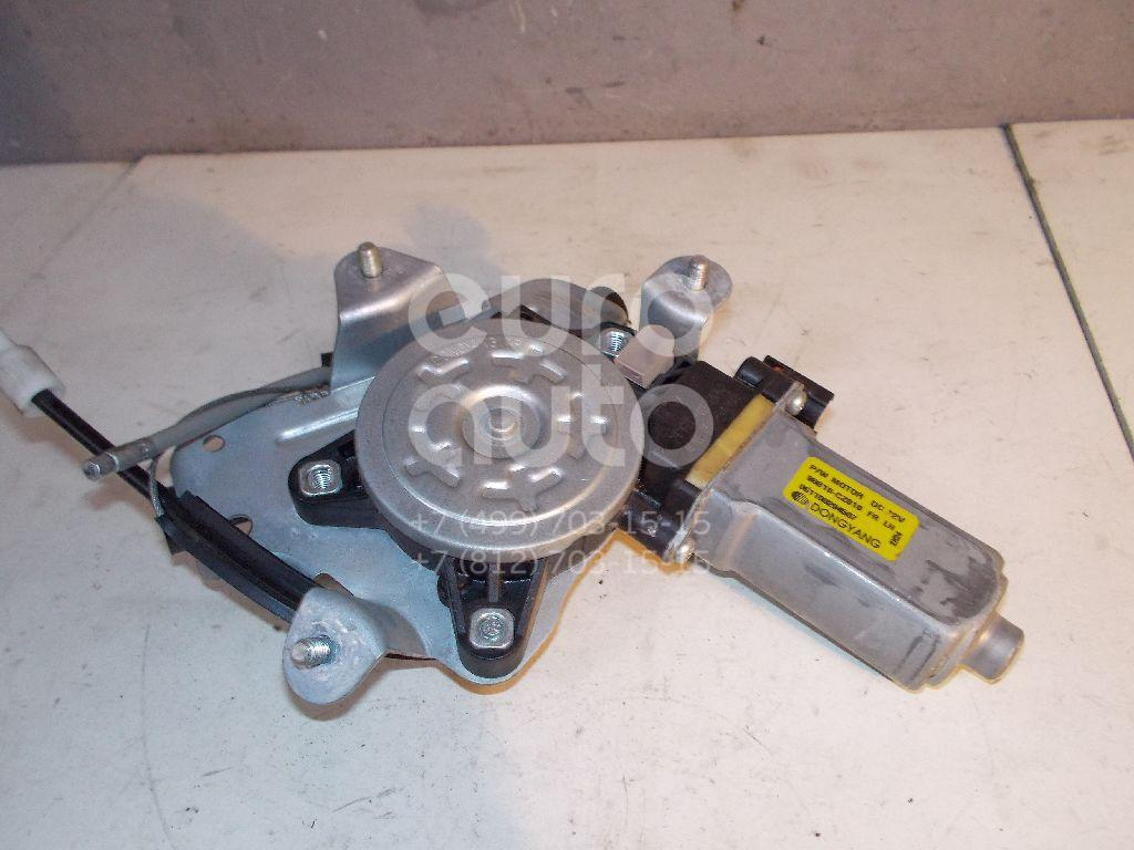 Моторчик стеклоподъемника для Ssang Yong Actyon New/Korando 2010> - Фото №1