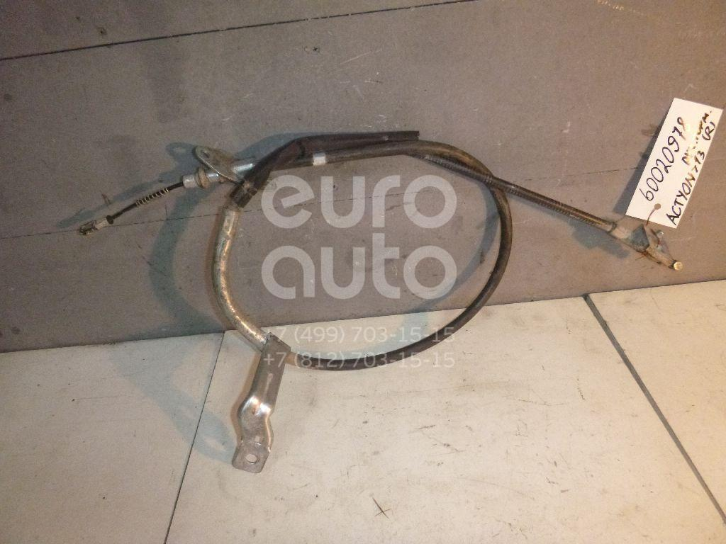 Трос стояночного тормоза правый для Ssang Yong Actyon New/Korando 2010> - Фото №1