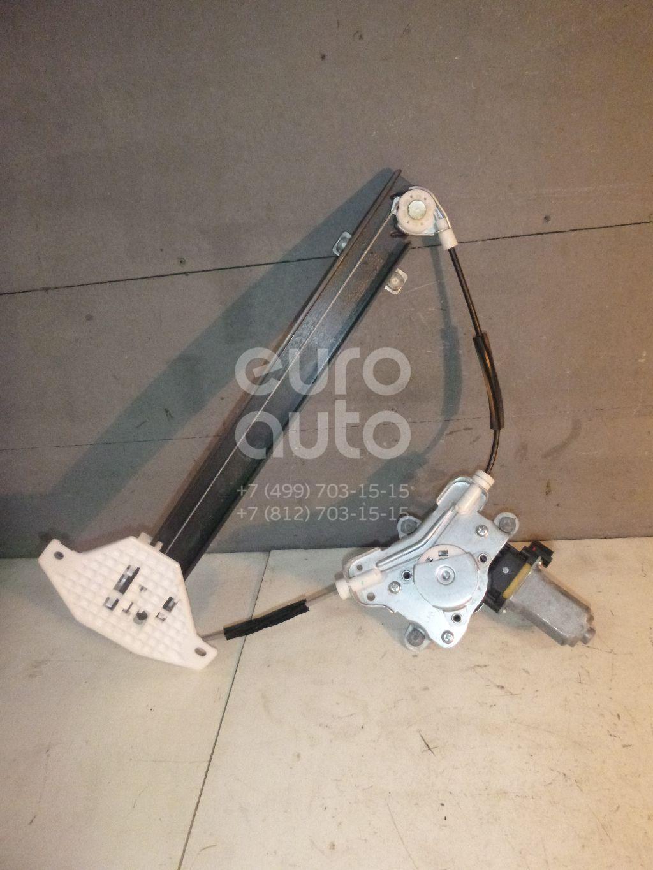 Стеклоподъемник электр. задний правый для Ssang Yong Actyon New/Korando 2010> - Фото №1