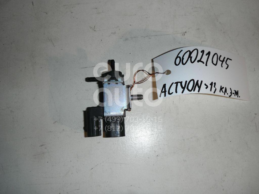 Клапан электромагнитный для Ssang Yong Actyon New/Korando 2010> - Фото №1