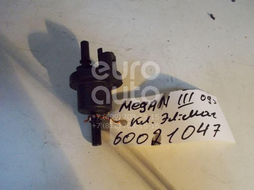 Клапан электромагнитный для Renault Megane III 2009-2016;Clio I 1991-1998;Megane II 2003-2009;Espace IV 2002-2014;Scenic II 2003-2009;Laguna II 2001-2008;Clio III 2005-2012;Modus 2004-2012;Scenic III 2009-2015;Logan II 2014> - Фото №1