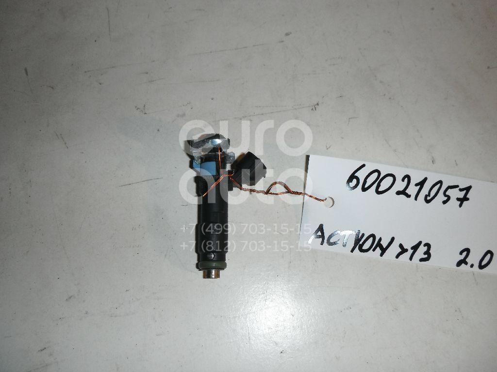 Форсунка инжекторная электрическая для Ssang Yong Actyon (New) 2010>;Kyron 2005>;Actyon 2005-2012;Actyon Sport 2006-2012 - Фото №1