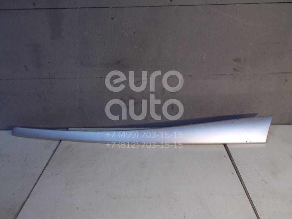Накладка декоративная для Renault Megane III 2009-2016 - Фото №1
