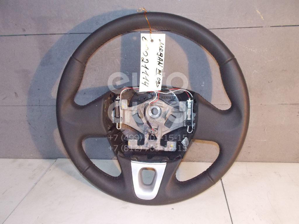 Рулевое колесо для AIR BAG (без AIR BAG) для Renault Megane III 2009>;Fluence 2010> - Фото №1