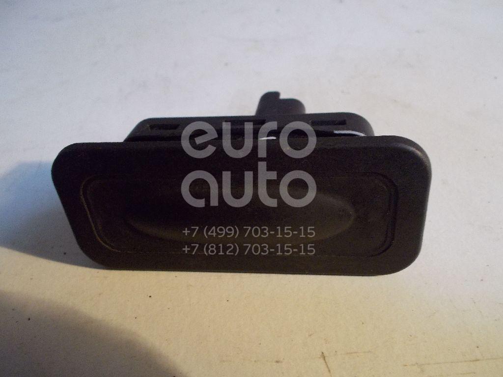 Кнопка открывания багажника для Renault Megane III 2009-2016;Megane II 2002-2009 - Фото №1