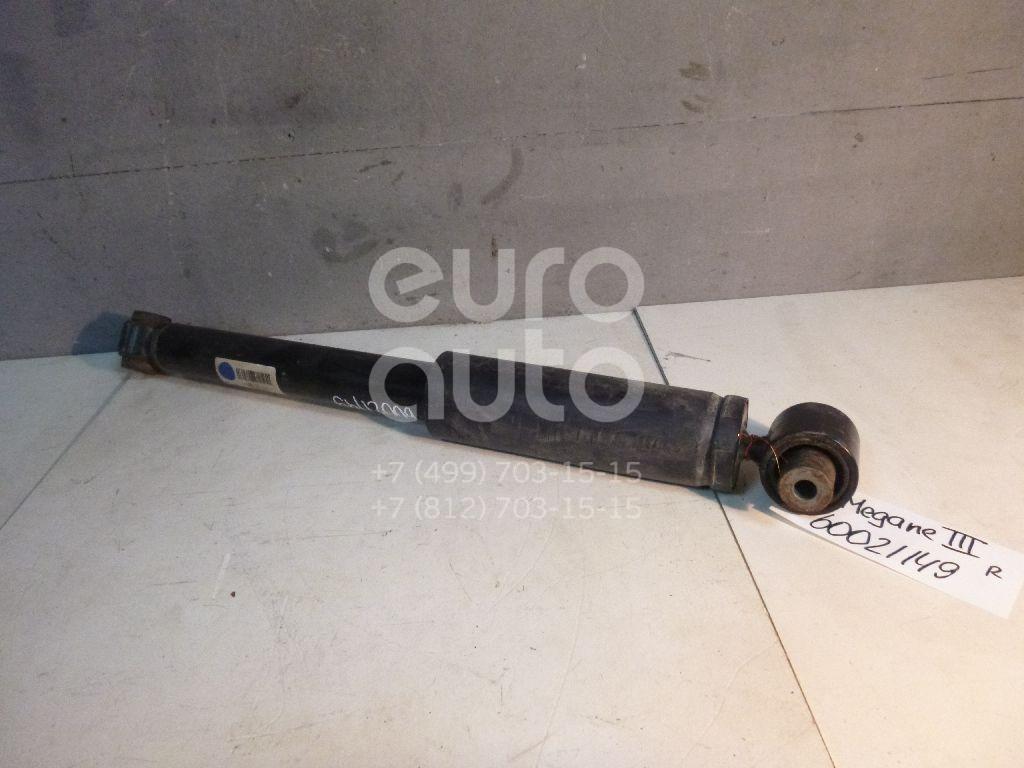 Амортизатор задний для Renault Megane III 2009-2016;Fluence 2010> - Фото №1