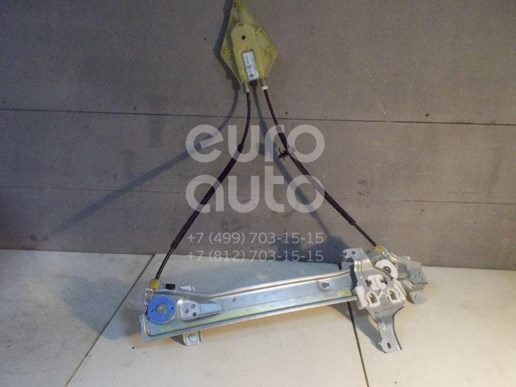Стеклоподъемник электр. задний левый для Renault Megane III 2009> - Фото №1