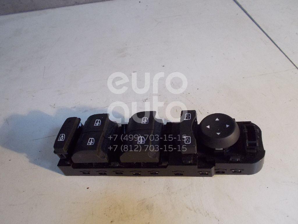 Блок управления стеклоподъемниками для Renault Megane III 2009>;Fluence 2010>;Scenic 2009> - Фото №1