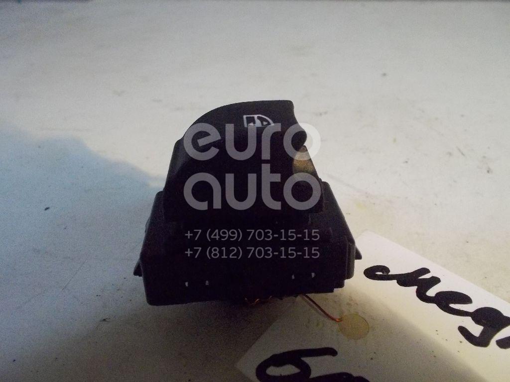 Кнопка стеклоподъемника для Renault Megane III 2009-2016;Laguna III 2008-2015;Fluence 2010>;Scenic III 2009-2015;Latitude 2010-2015 - Фото №1