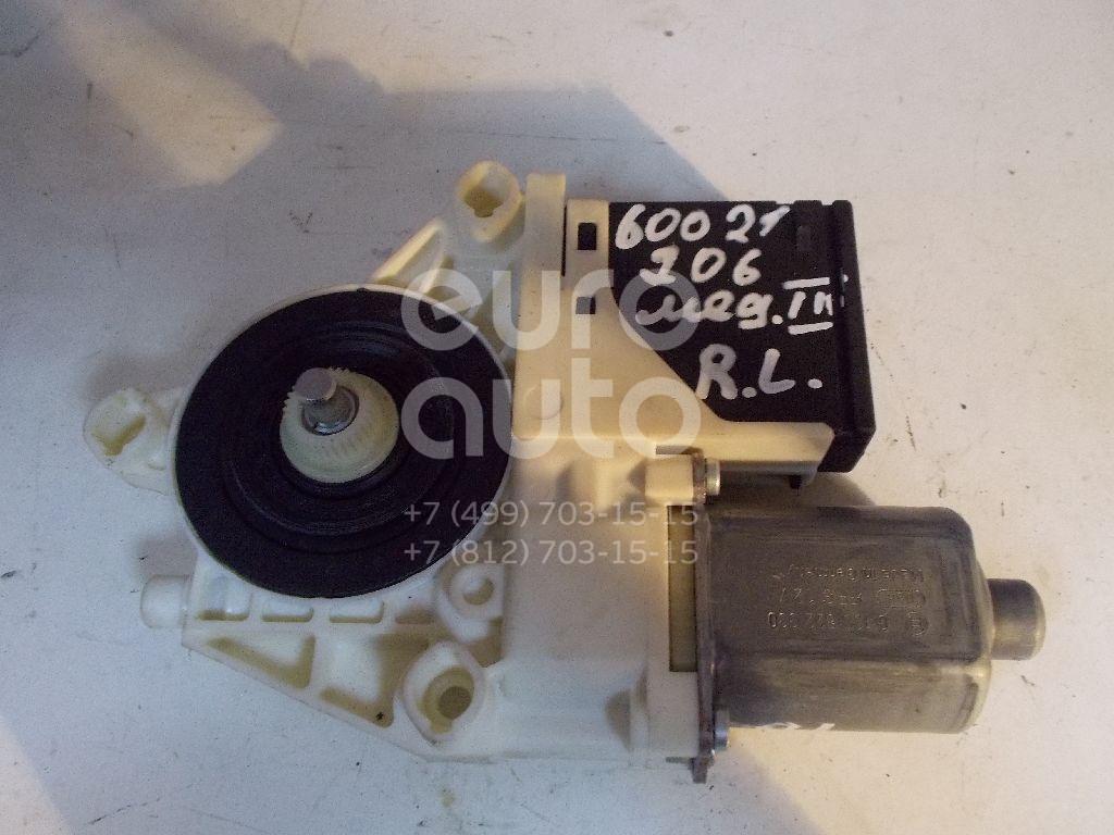 Моторчик стеклоподъемника для Renault Megane III 2009>;Fluence 2010> - Фото №1