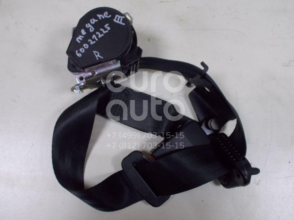 Ремень безопасности для Renault Megane III 2009> - Фото №1