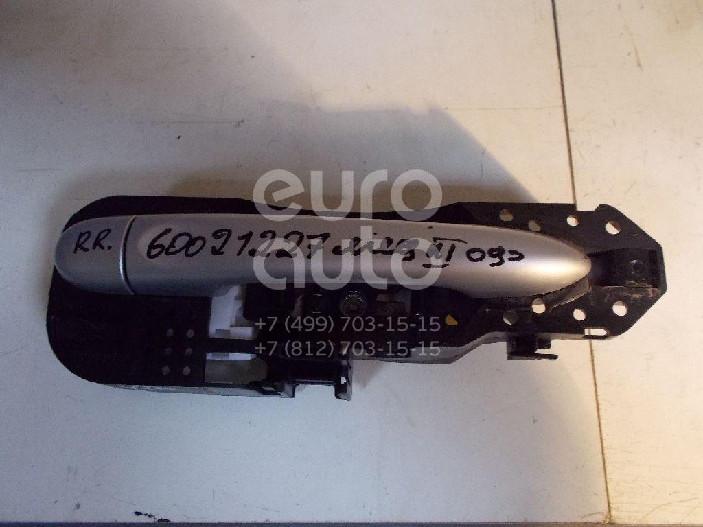 Ручка двери задней наружная правая для Renault Megane III 2009> - Фото №1