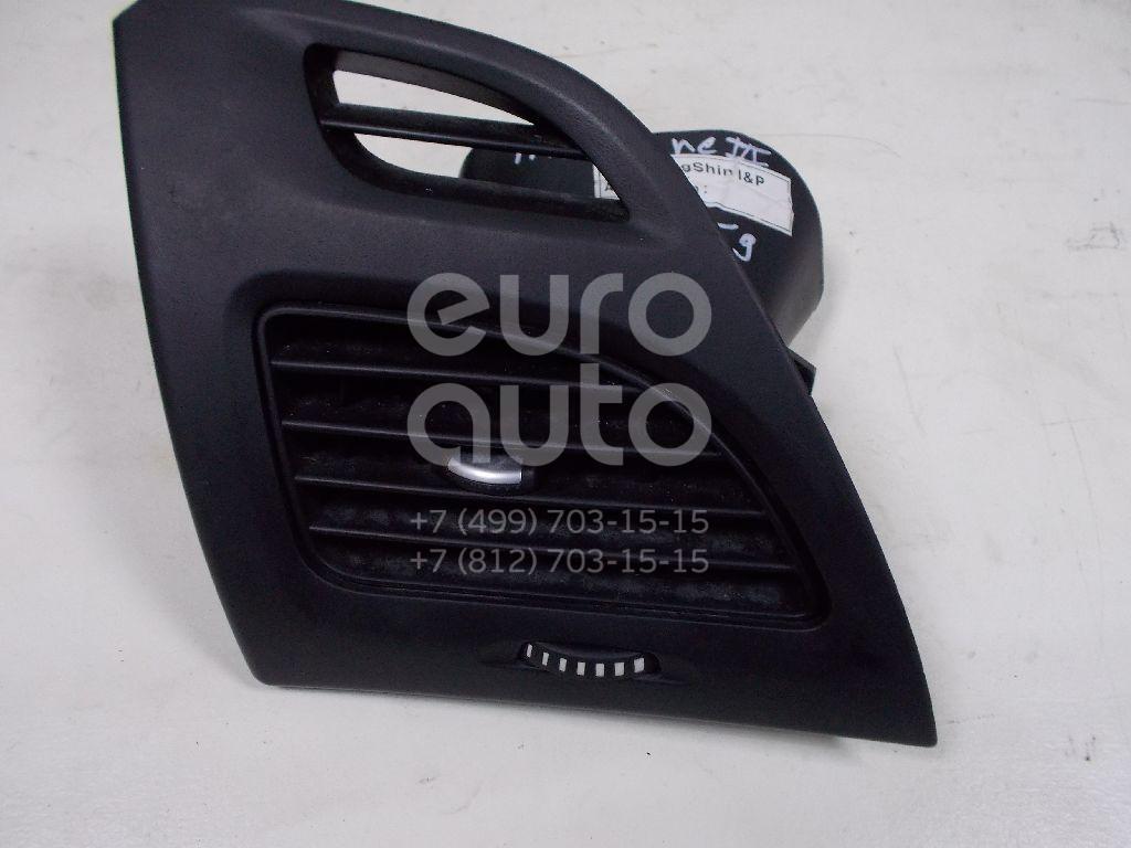 Дефлектор воздушный для Renault Megane III 2009-2016;Fluence 2010> - Фото №1