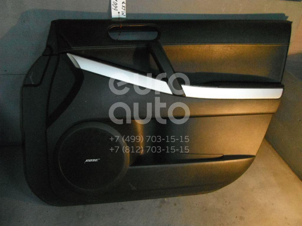Обшивка двери передней правой для Mazda CX 7 2007-2012 - Фото №1