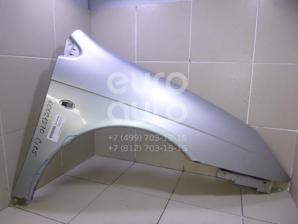 Крыло переднее правое для Citroen C5 2005-2008;C5 2001-2005 - Фото №1