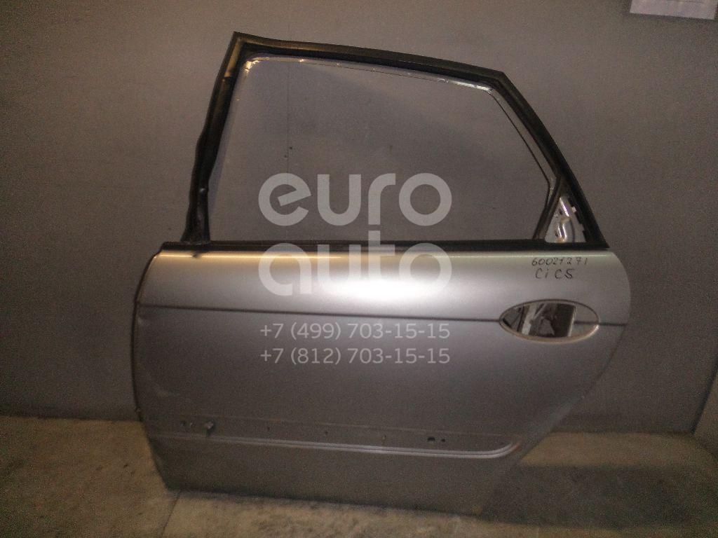 Дверь задняя левая для Citroen C5 2005-2008;C5 2001-2005 - Фото №1