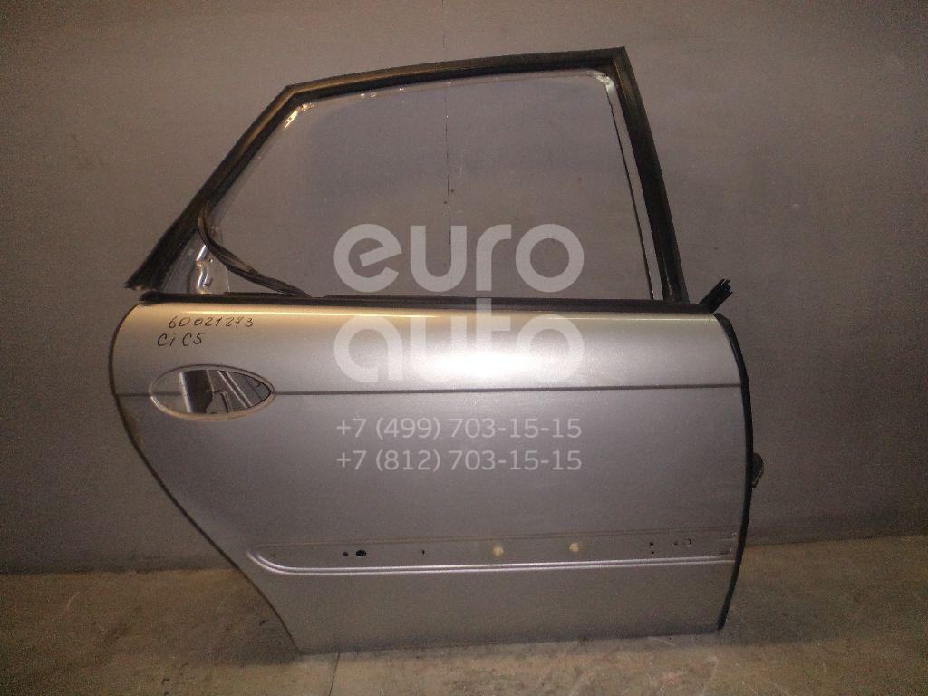 Дверь задняя правая для Citroen C5 2005-2008;C5 2001-2005 - Фото №1