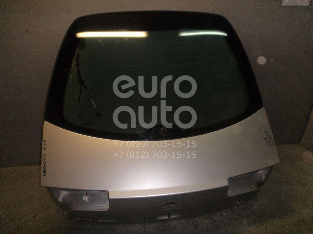 Дверь багажника со стеклом для Citroen C5 2005-2008 - Фото №1