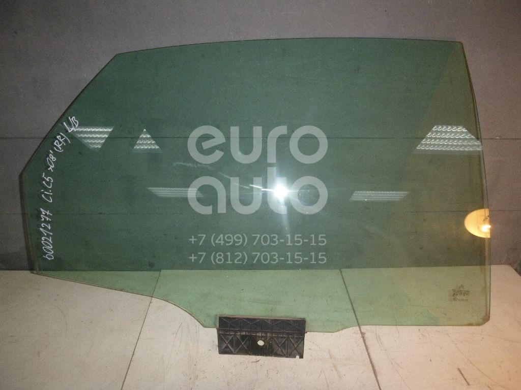 Стекло двери задней правой для Citroen C5 2005-2008 - Фото №1