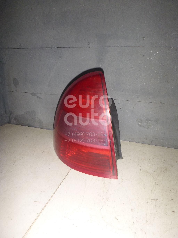 Фонарь задний наружный левый для Citroen C5 2005-2008 - Фото №1