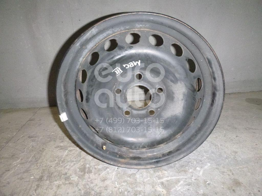 Диск колесный железо для Renault Megane III 2009>;Fluence 2010> - Фото №1