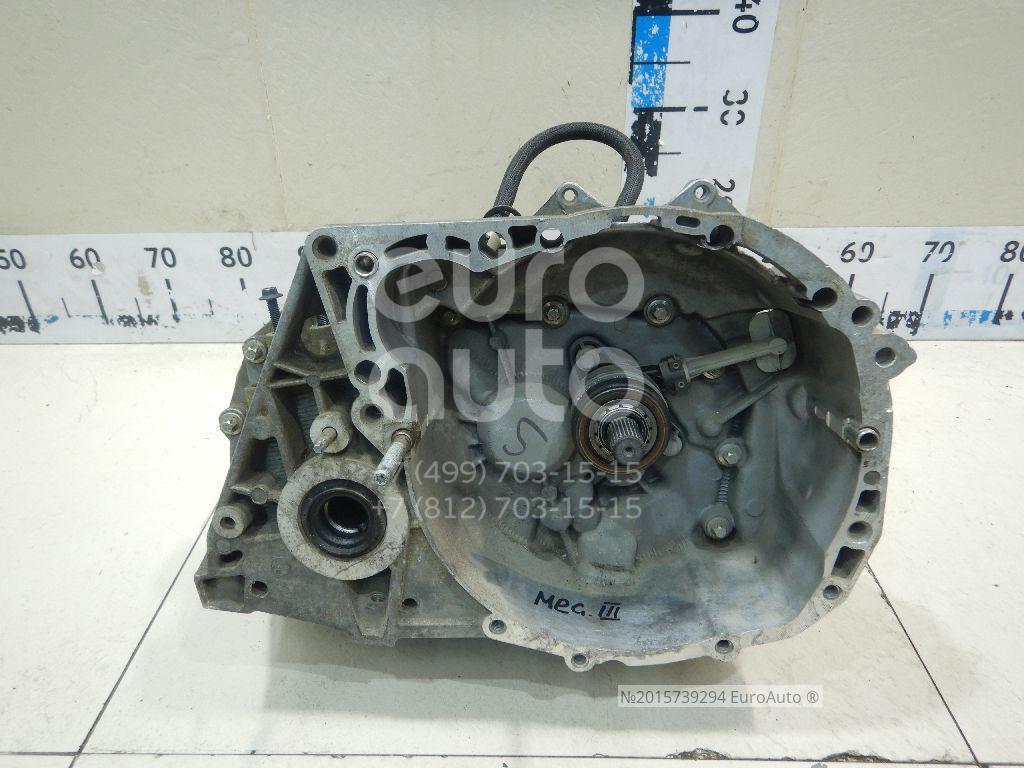 МКПП (механическая коробка переключения передач) для Renault Megane III 2009-2016 - Фото №1