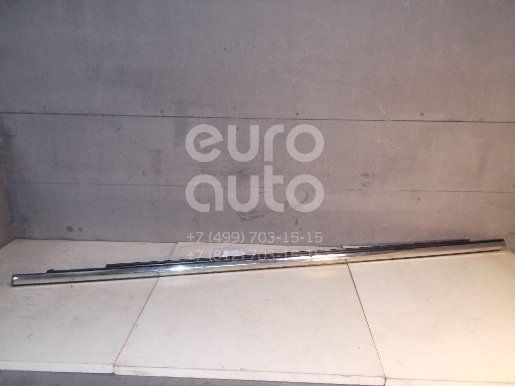 Накладка стекла переднего левого для Mazda CX 7 2007-2012 - Фото №1