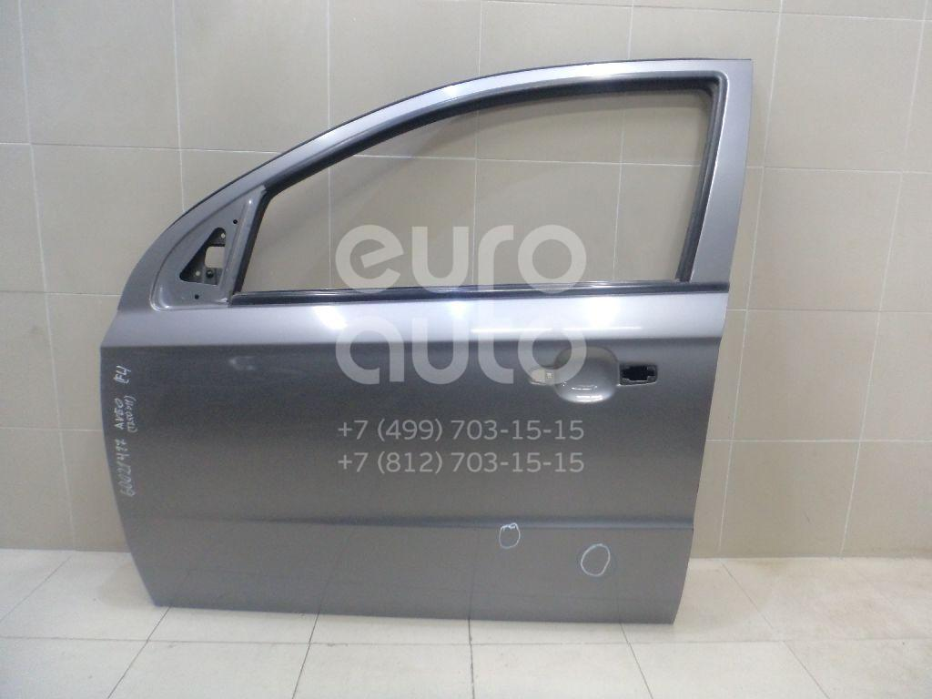 Дверь передняя левая для Chevrolet Aveo (T250) 2005-2011 - Фото №1