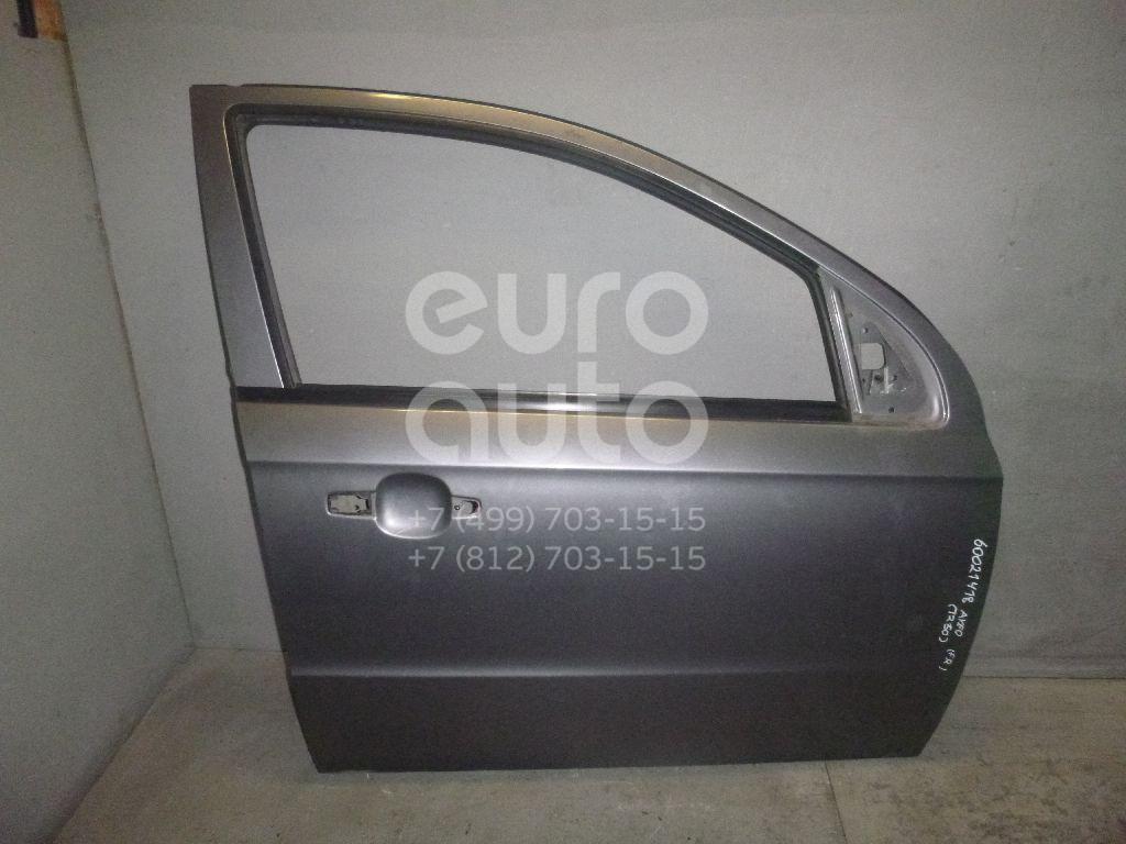 Дверь передняя правая для Chevrolet Aveo (T250) 2005-2011 - Фото №1