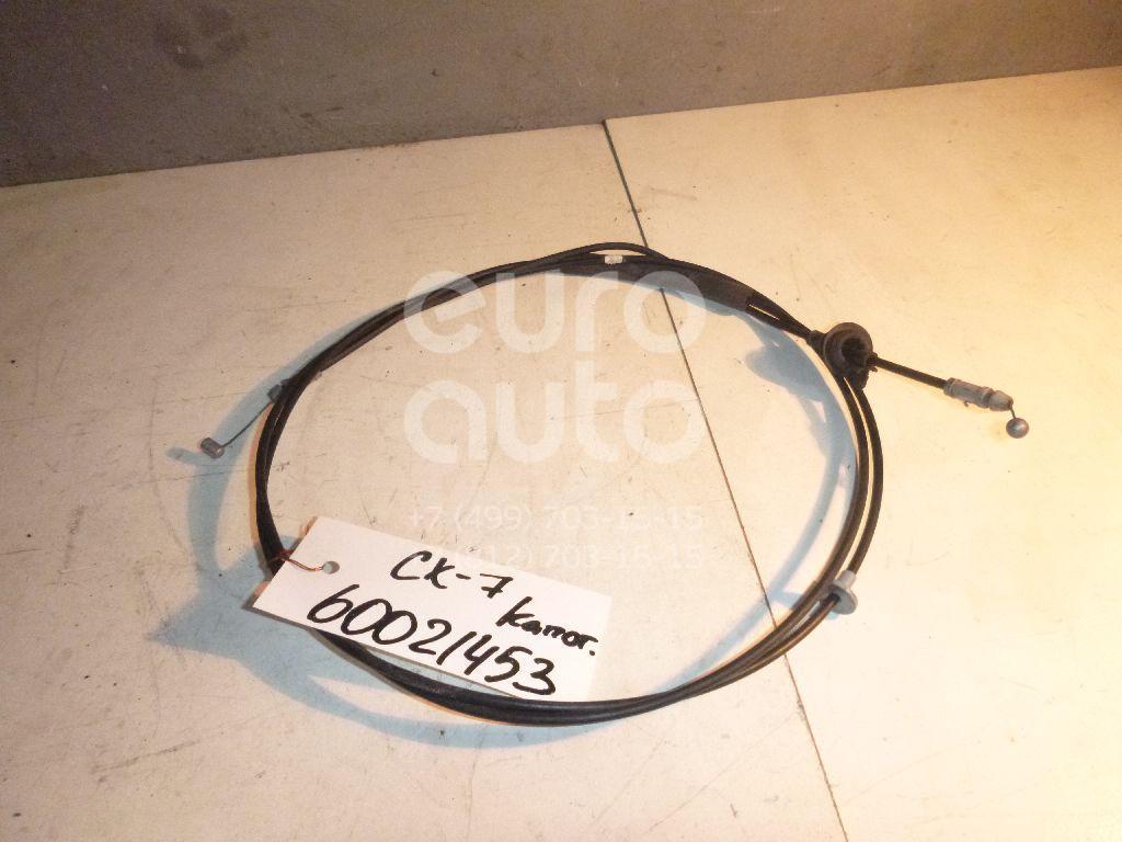 Трос открывания капота для Mazda CX 7 2007-2012 - Фото №1