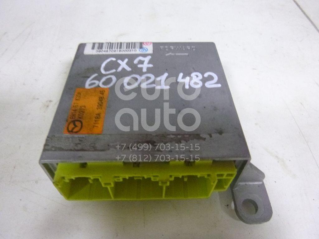 Блок управления AIR BAG для Mazda CX 7 2007> - Фото №1
