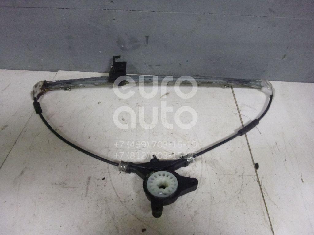 Стеклоподъемник электр. задний правый для Mazda CX 7 2007-2012 - Фото №1