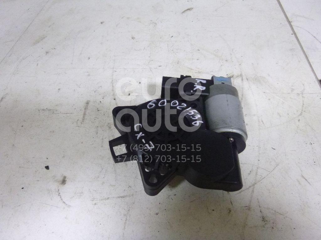 Моторчик стеклоподъемника для Mazda CX 7 2007>;Mazda 5 (CR) 2005-2010;Mazda 6 (GG) 2002-2007;Mazda 3 (BK) 2002-2009;RX-8 2003>;CX 9 2007> - Фото №1