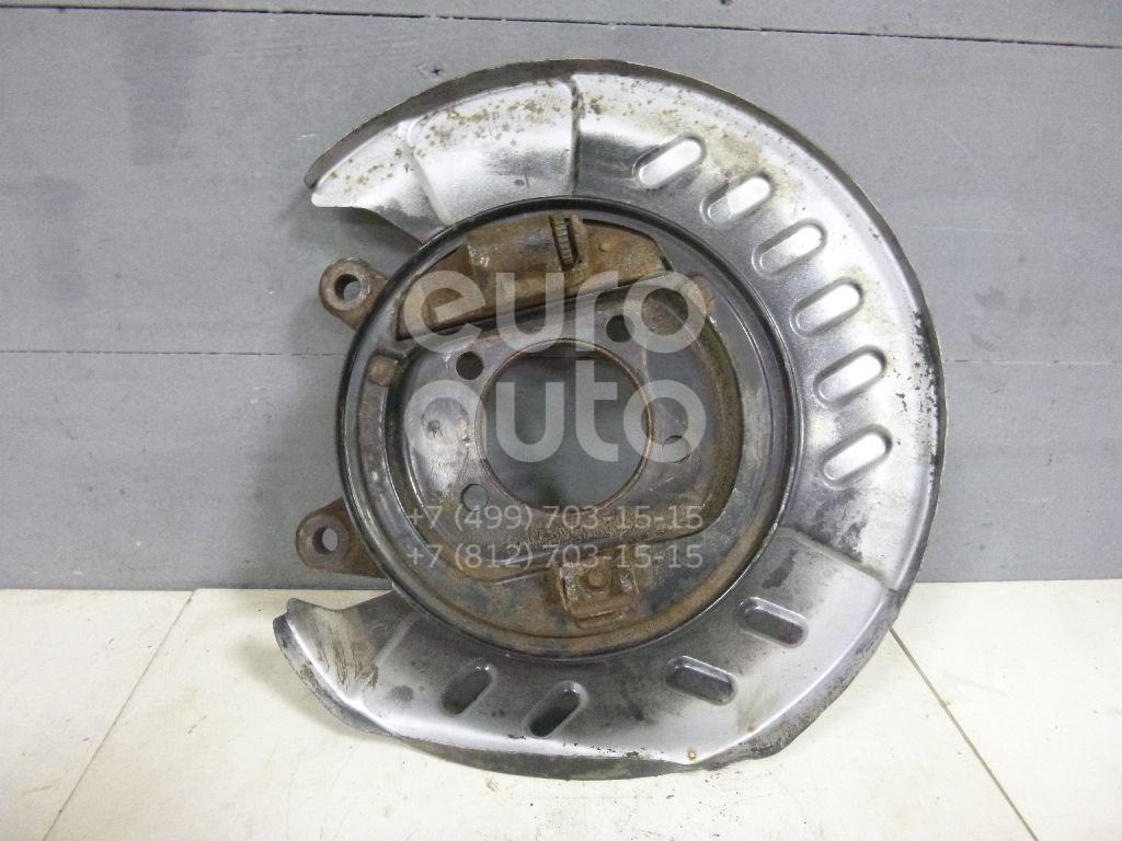 Щит опорный задний правый для Mazda CX 7 2007-2012 - Фото №1
