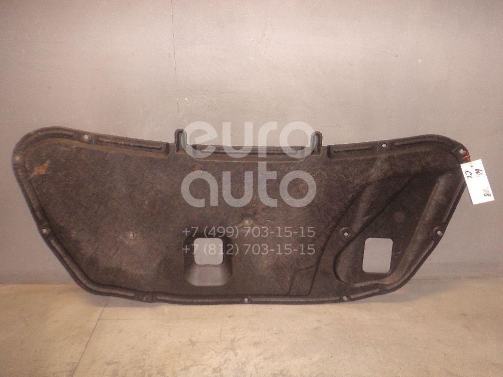 Шумоизоляция капота для Mazda CX 7 2007-2012 - Фото №1