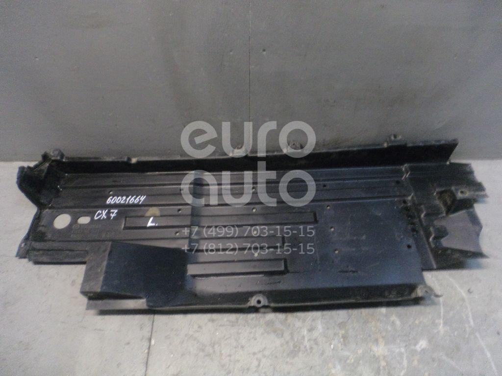 Защита антигравийная для Mazda CX 7 2007-2012 - Фото №1