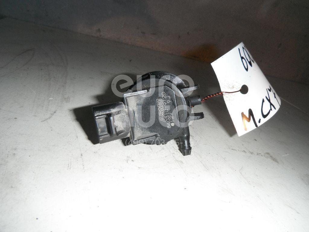 Насос омывателя для Mazda CX 7 2007-2012;Mazda 3 (BK) 2002-2009 - Фото №1