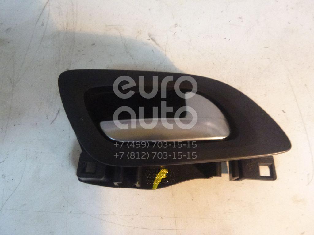 Ручка двери внутренняя правая для Citroen,Peugeot C4 II 2011>;C5 2008>;508 2010>;208 2012>;301 2013>;C-Elysee 2012>;2008 2013>;C4 Picasso 2014> - Фото №1