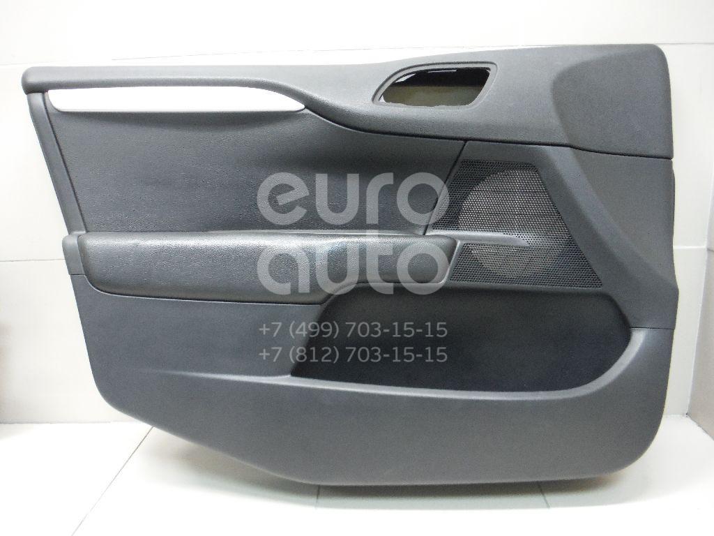 Обшивка двери передней левой для Citroen C4 II 2011> - Фото №1