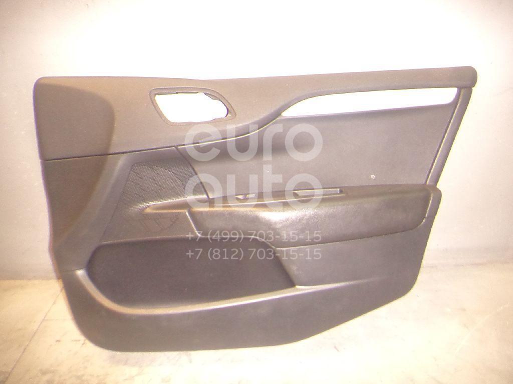 Обшивка двери передней правой для Citroen C4 II 2011> - Фото №1