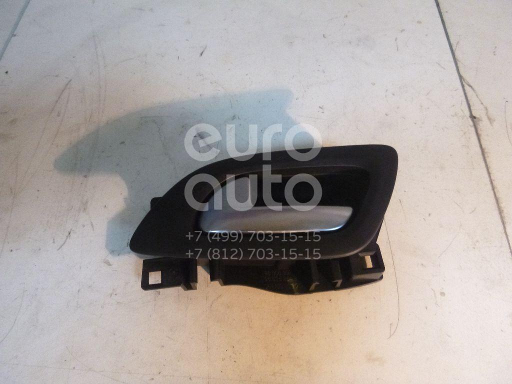 Ручка двери внутренняя левая для Citroen,Peugeot C4 II 2011>;C5 2008>;508 2010>;208 2012>;301 2013>;C-Elysee 2012>;2008 2013> - Фото №1