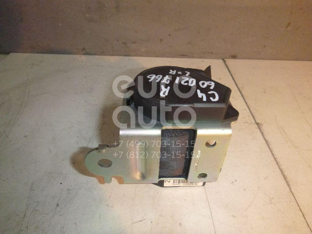 Ремень безопасности для Citroen,Peugeot C4 II 2011>;408 2012> - Фото №1