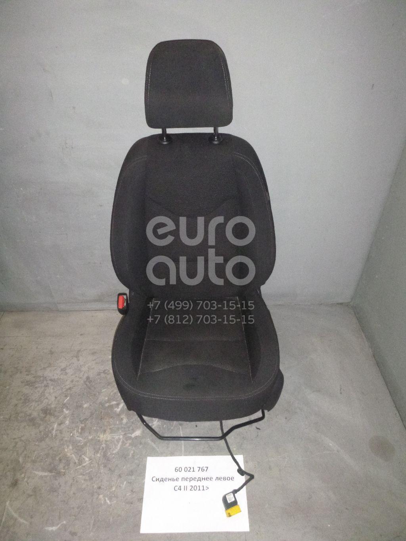Сиденье переднее левое для Citroen C4 II 2011> - Фото №1