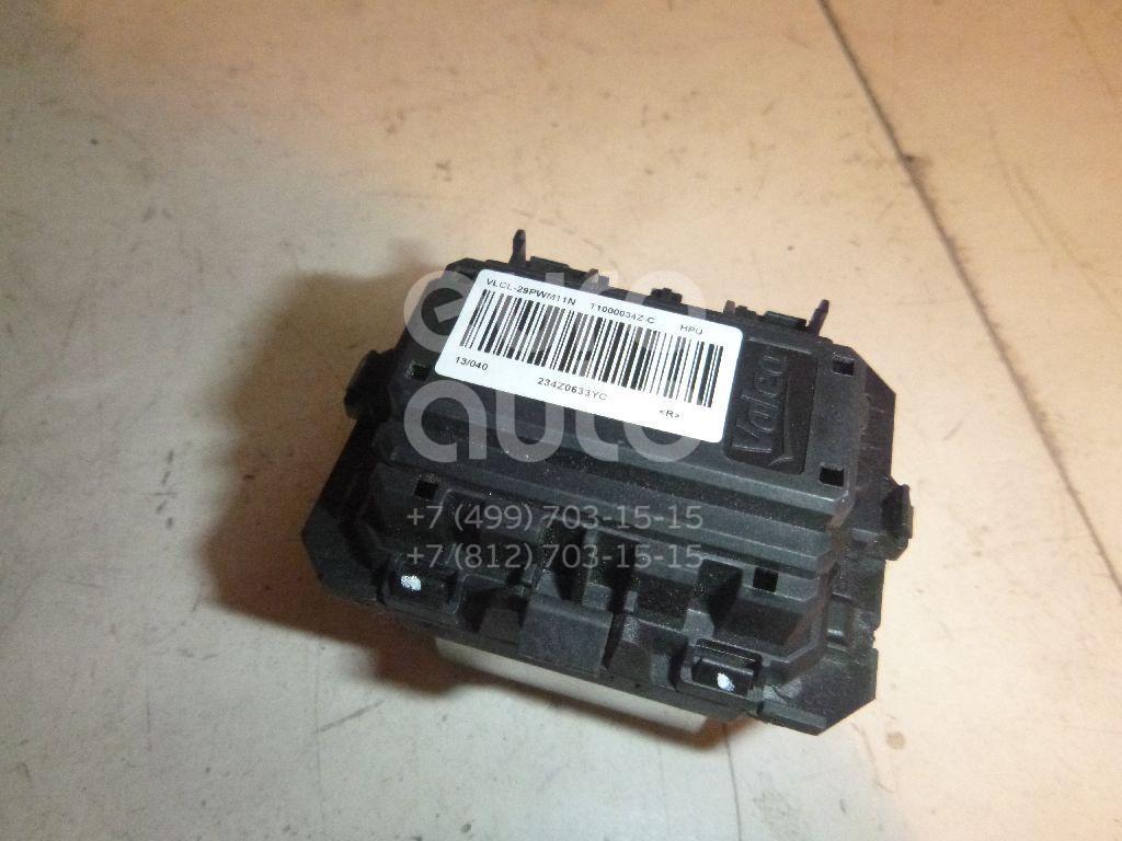 Резистор отопителя для Citroen,Peugeot C4 II 2011>;308 I 2007-2015;DS4 2011-2015;RCZ 2010-2014;C3 Picasso 2008>;408 2012> - Фото №1