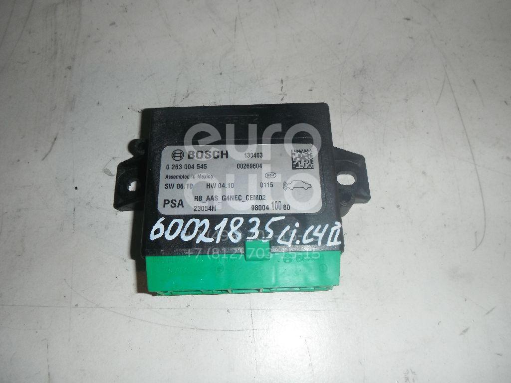 Блок управления парктроником для Citroen C4 II 2011> - Фото №1
