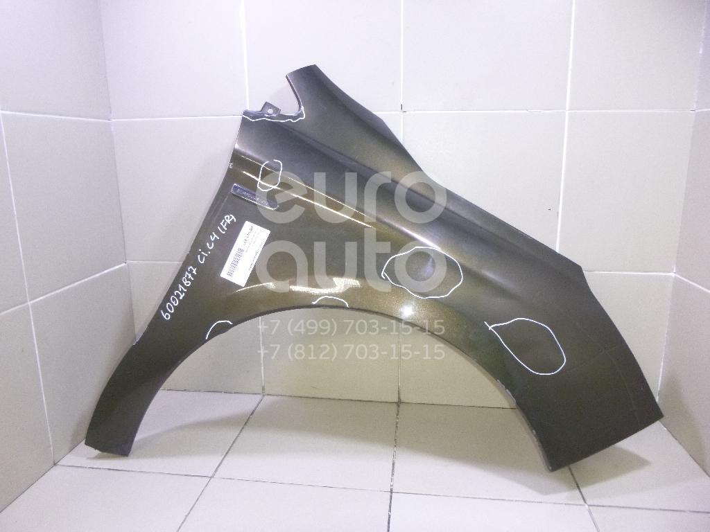 Крыло переднее правое для Citroen C4 II 2011> - Фото №1
