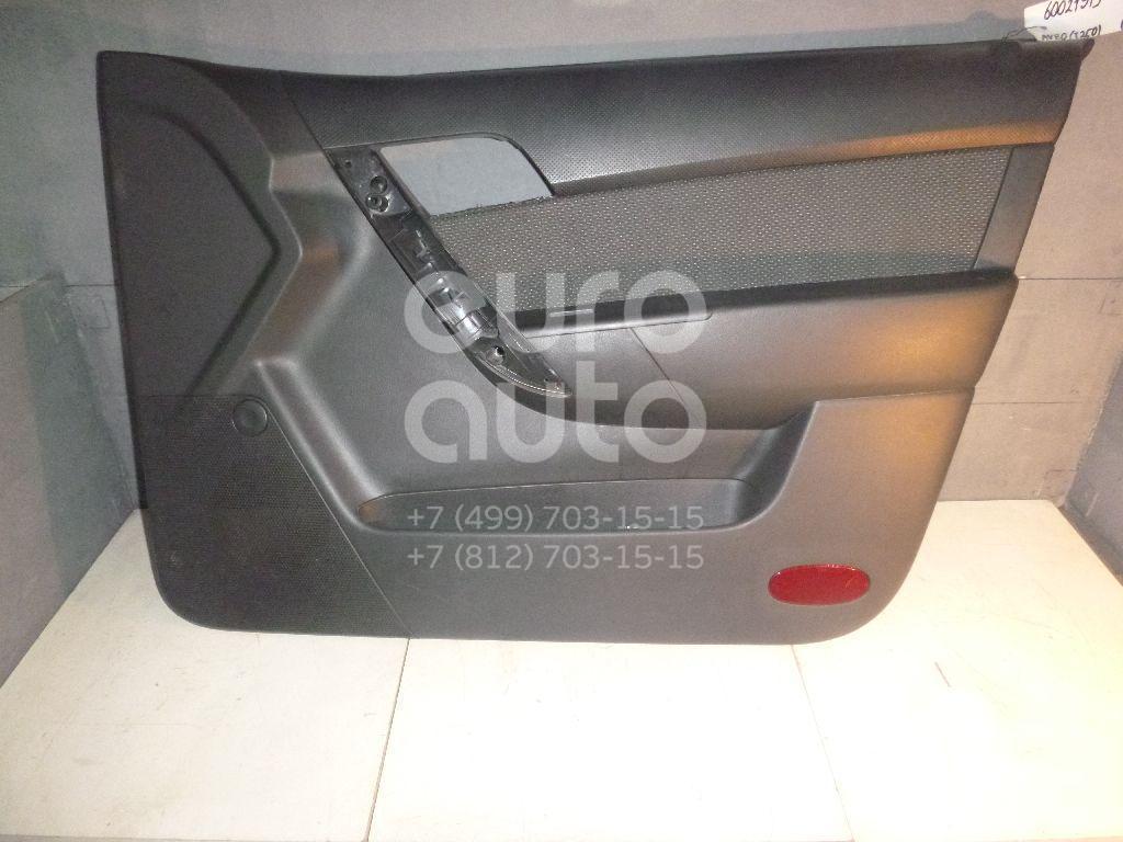 Обшивка двери передней правой для Chevrolet Aveo (T250) 2005-2011 - Фото №1