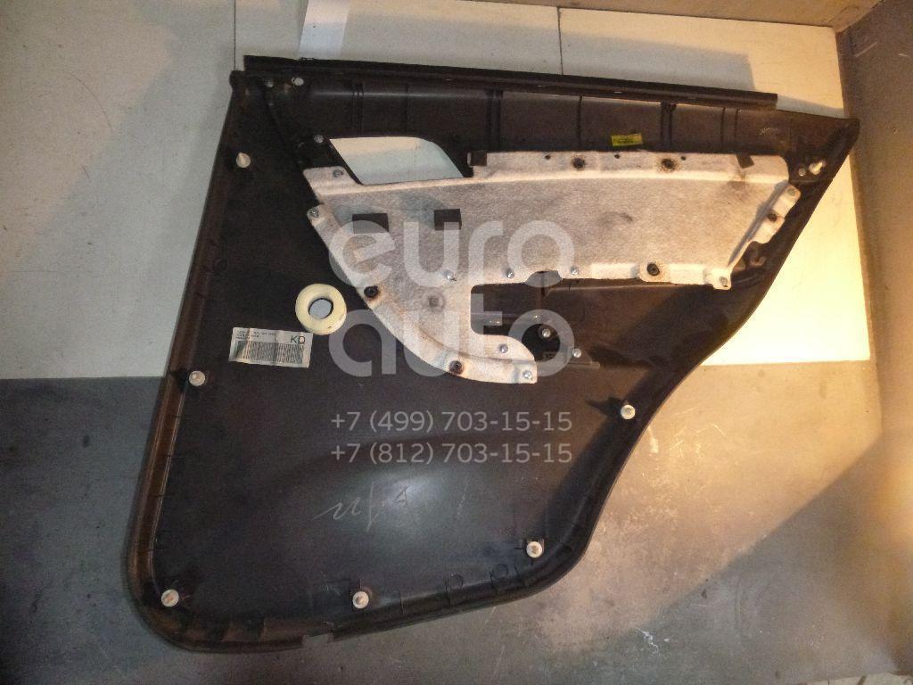 Обшивка двери задней левой для Chevrolet Aveo (T250) 2005-2011 - Фото №1